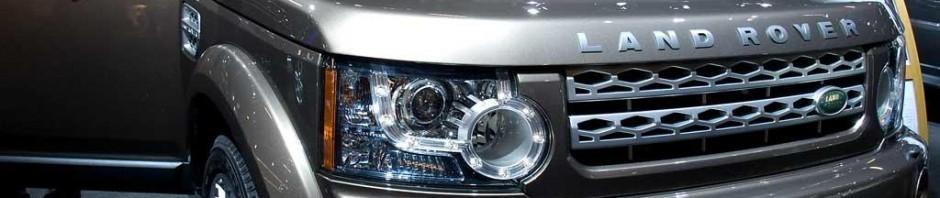 Land Rover Neuwagenangebote für Gewerbekunden