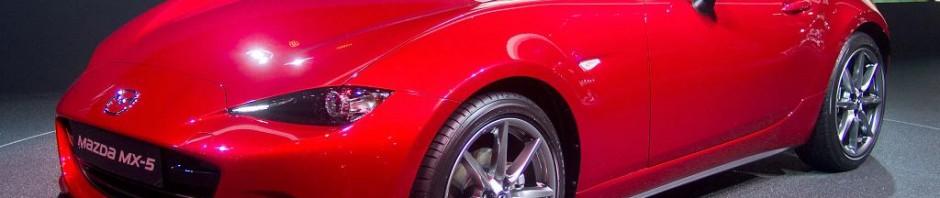 Mazda MX-5 Neuwagenangebote für Gewerbekunden