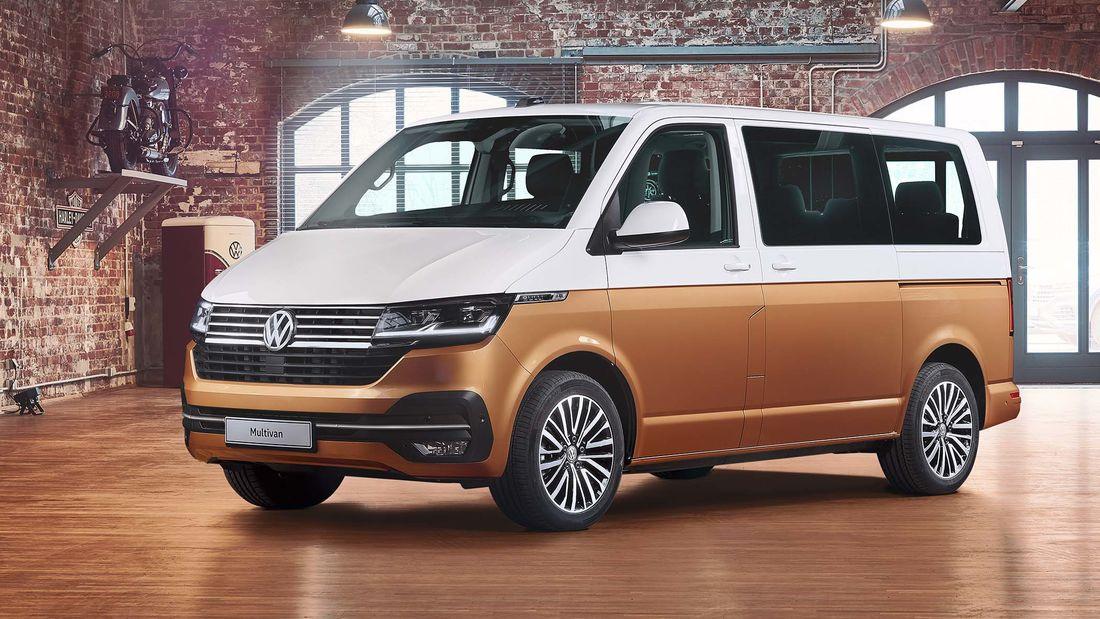 VW T6.1 Multivan Generation Six Neuwagen mit Rabatt günstig kaufen