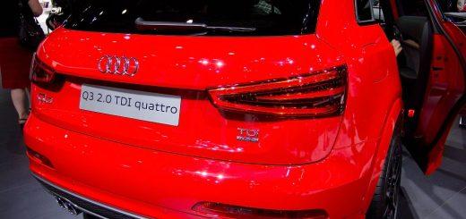 Audi Q3 Neuwagen mit Gewerberabatt günstig kaufen