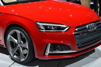 Audi S5 Cabrio Neuwagen mit günstig kaufen